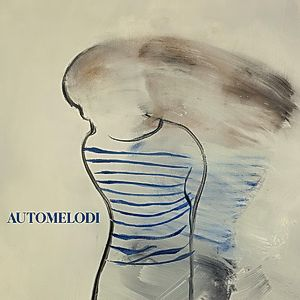 Automelodi – Automelodi painted design - cd cover