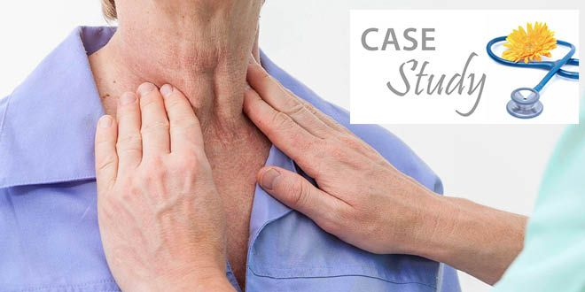 Six months ago I saw a lovely lady aged in her early 40s who was very sick with an enlarged toxic (overactive) multinodular goitre. This means that she had an enlarged thyroid gland with multiple nodules (lumps) that was pumping out excessive doses of thyroid hormone. Her blood thyroid levels were extremely high and she ...