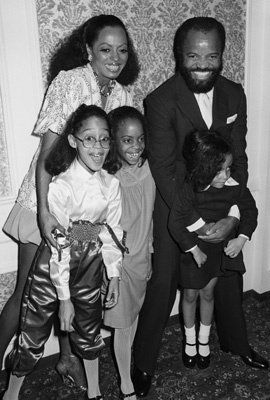 Diana Husband Tracee Ellis Ross | Tracee Ellis Ross, Diana Ross, Rhonda Ross Kendrick, Berry Gordy and ...