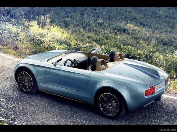 2014 Mini Superleggera Vision is Luxury Car Full Review
