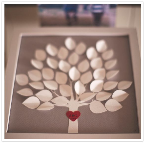 decorative paper tree decor