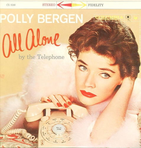 Polly Bergen... All Alone... by the telephone