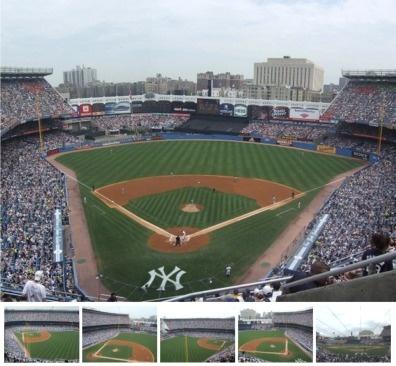 Yankee Stadium I - Bronx, New York - Went in 2008 (year it closed)