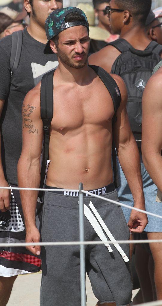 Homosexuell Muskel Blog Video