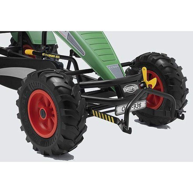 Der Spielzeugtester hat das BERG GoKart Fronthebeeinrichtung für Palettengabel … – Spielzeugtester