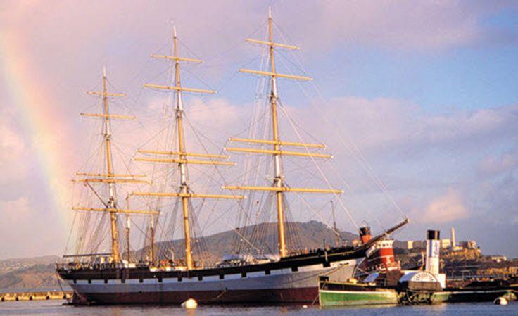 San Francisco Maritime National Historic Park – Explore Pacific Coast maritime history.