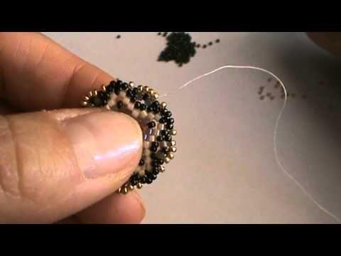 1000+ images about Perlique on Pinterest | Bracelets, Peyote ring ...