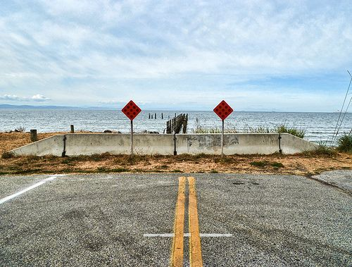 Photo of the Day: September 29, 2012 - Dead End. Point Roberts, Washington, USA.