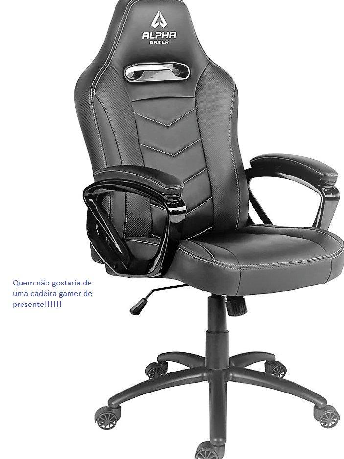 2018 lenkkarit ostaa verkosta edulliseen hintaan Cadeira Gamer Alpha Gamer Kappa, Black | Cadeiras e Modelos
