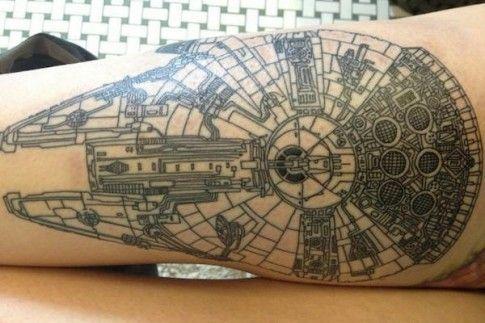 Magazine - Top 25 des tatouages Star wars - Allotattoo