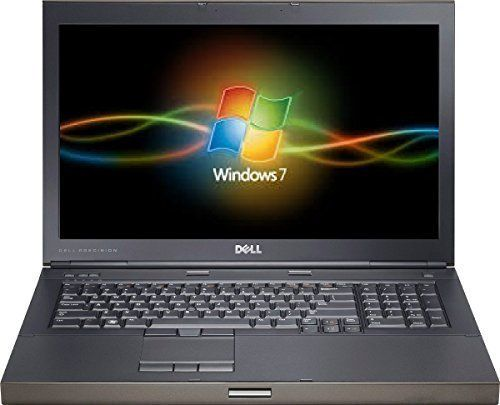 Dell Precision M6600 Intel i7 Quad Core 2600 MHz 320Gig Serial ATA HDD 8192mb DDR3 DVD ROM Wireless WIFI 170 WideScreen LCD Genuine Windows 7 Professional 64 Bit Laptop Notebook Computer ** More info could be found at the image url.