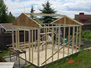 Shed Plans   Free 12x16 Storage Shed Plans   Now You Can Build ANY Shed In