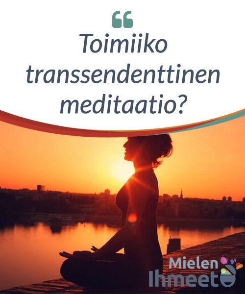 #Toimiiko transsendenttinen meditaatio?  Transsendenttinen #mietiskely eli TM on maailman puhtain, #yksinkertaisin ja tehokkain meditointimuoto. Se on automaattisen transsendenssin tekniikka, jota käytetään saamaan mieli kaikkein #yksinkertaisimpaan ja #tehokkaimpaan tietoisuuden tilaan, vapaana kaikesta henkisestä kontrollista sekä ajatteluprosesseista.