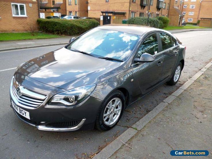 2014 Vauxhall Insignia 2.0 CDTI ECOFLEX DESIGN SAT NAV #vauxhall #insigniadsignnavcdtie #forsale #unitedkingdom