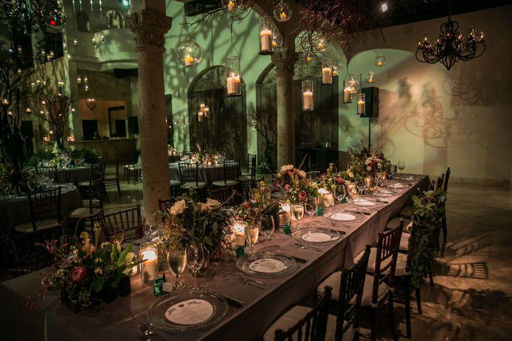 This $65,000 <i>Harry Potter</i>-Themed Wedding Is Insanely Elegant
