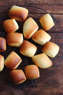 「ミルクブレッド。」ChococoHS   お菓子・パンのレシピや作り方【cotta*コッタ】