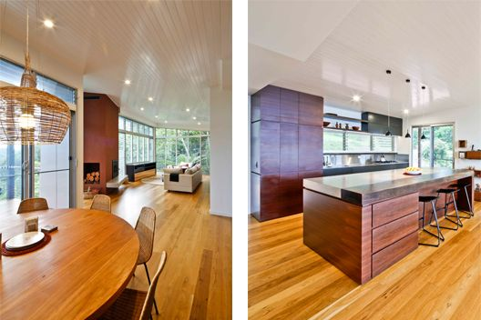 Living & Kitchen Double