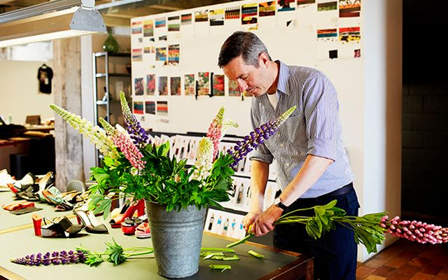 Fashionable Selby // Dries van Noten, fashion designer.: Office, Studios, Vans, Photo, Fashion Designers, Flower