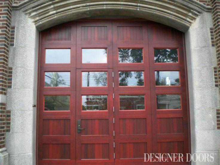 A wicket door is a walk-through door within a garage door. & 33 best Wicket Door images on Pinterest | Walks Federal and ... pezcame.com