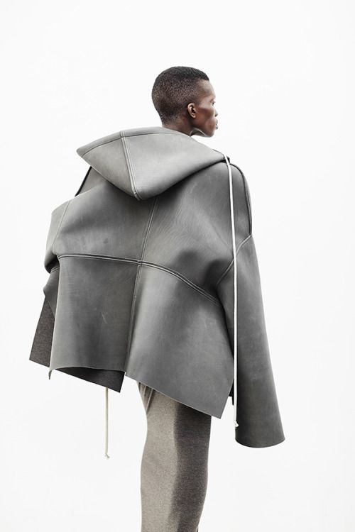 Visions of the Future // Rick Owens Lilies