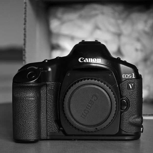 Canon EOS 1V - The greatest SLR (film or digital) ever made.