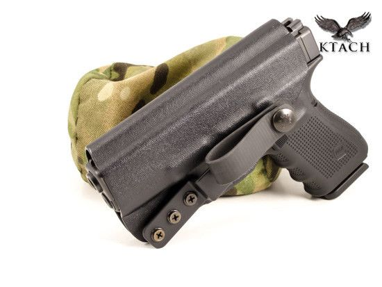 Ktach #glock #smithwesson #springfield Concealed Carry Holsters AIWB appendix carry #kydex #holster