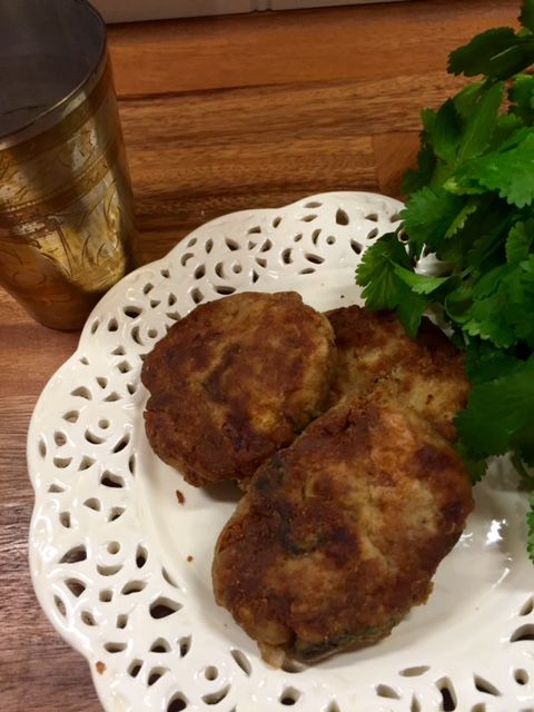 Recipe for delicious Shami Kebabs