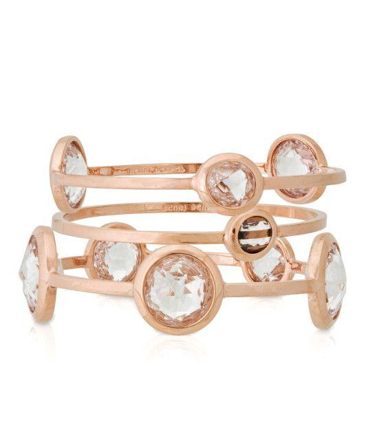 no. 7 multi stone bangles - jeweled bangle - designer bangle bracelets
