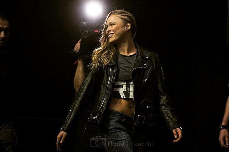 "288 Likes, 5 Comments - Little Sleeper Ronda (@littlesleeperronda) on Instagram: ""#Repost from @hansgutknecht -  Looks like Ronda Rousey is back! #UFC207  Link to more photos in bio…"""