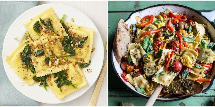 Ravioli Recipes - The Best Recipes for Frozen Ravioli