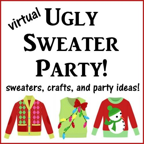 17 Best ideas about Ugly Sweater Party on Pinterest | Ugly ...