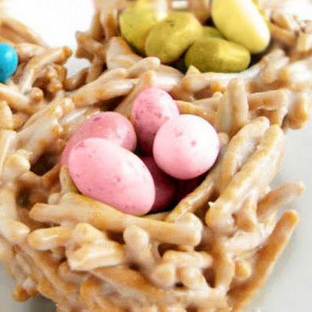 Chow Mein Bird's Nest Recipe - Key Ingredient