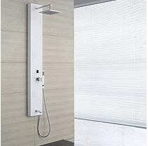 OVE Decors 3-Jet Shower Tower System, White