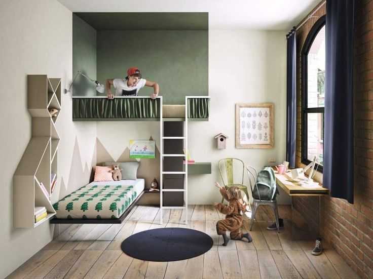 Amazing Kids Room   Lagolinea Weightless By Lago, Suspended Single Bed Design  Daniele Lago, Lagolinea Collection Part 19