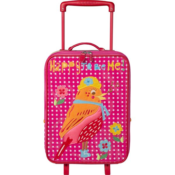 - Bird Happy To Be Me Trolley @Renklizebra.com.com