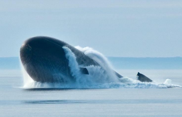 Borei (Russian Submarine)