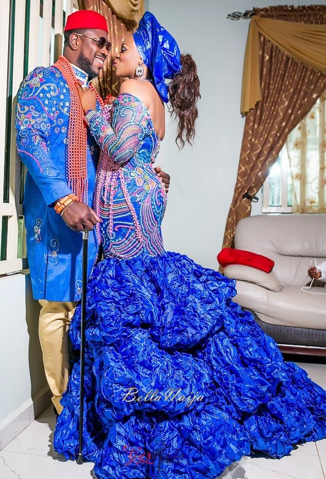 African Traditional Wedding ~African fashion, Ankara, kitenge, African women dresses, African prints, African men's fashion, Nigerian style, Ghanaian fashion ~DKK