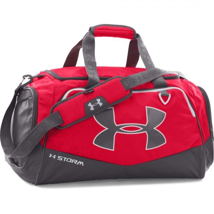 Sportovní taška Under Armour červená