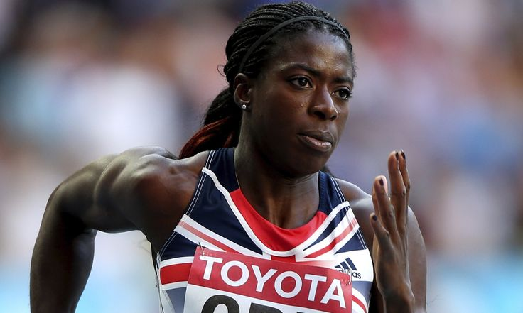 Christine Ohuruogu, Athlete.