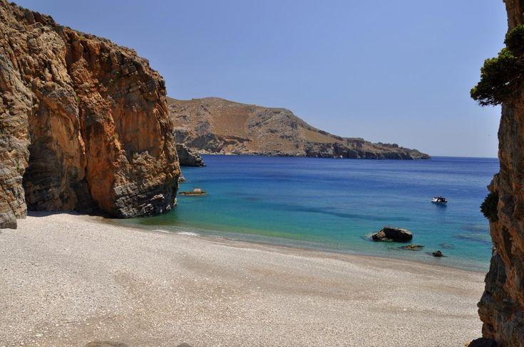 10 απίθανες μυστικές παραλίες της Κρήτης - Ταξιδιωτικός Οδηγός Κρήτης