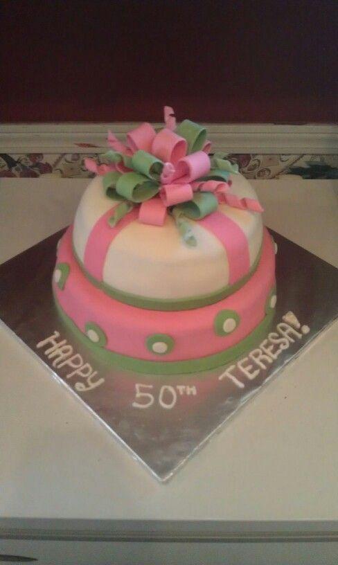 Aunty Teresa's cake