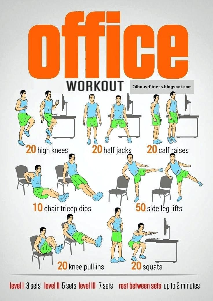 Office Chair Exercises For Stomach Office Workout Hour Fitness Office Chair Ab Exercises Workout At Work Office Exercise Desk Workout