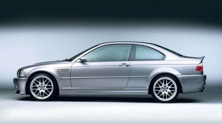BMW M3 CSL E46 Concept