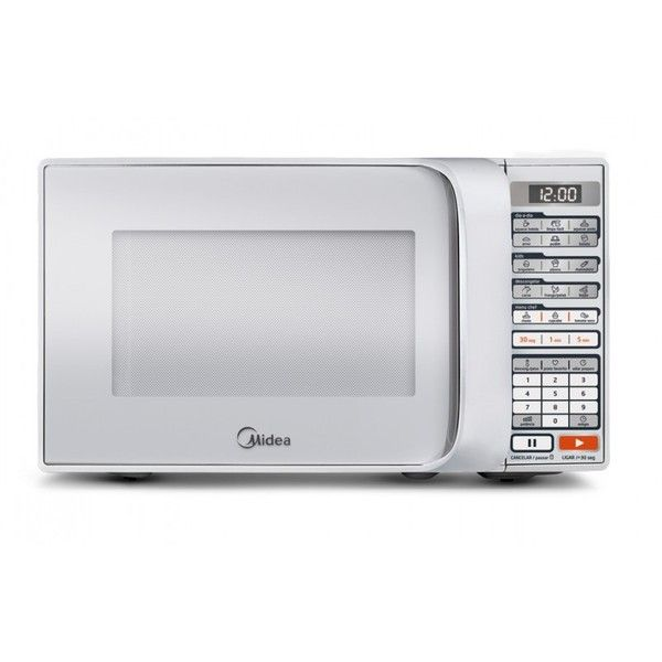 cool Forno de micro - ondas Midea MTAS2 com Display digital e Menu CHEF - 20 L 110V