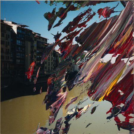 Firenze - Gerhard Richter. One of my inspirational artists!