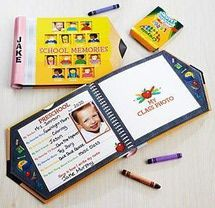 10 Preschool Graduation Gift Ideas: Pencil-Shaped Graduation Album