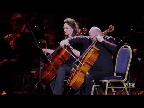 Рок-хиты в исполнении симфонического оркестра - YouTube ...