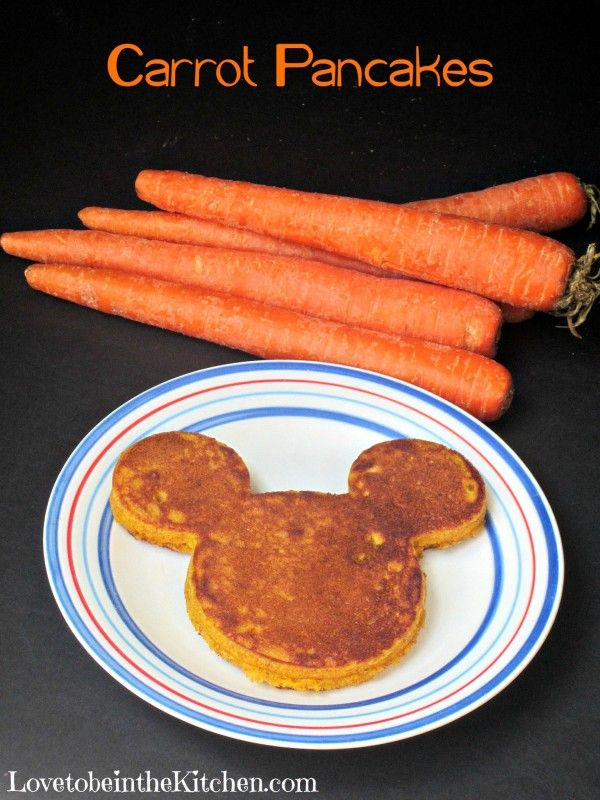 Healthy Carrot Pancakes- The best way to help kids (and adults!) enjoy eating carrots! Picky kids LOVE these! These carrot pancakes are so good! The flavor is so delicious with not too much carrot taste so picky eaters won't mind. The batter comes together quickly and this recipe makes enough pancakes so you can freeze... Read More »