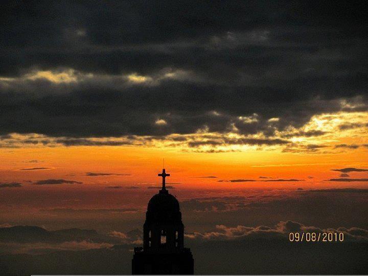 Cúpula Amanecer Nuestra Señora del Perpetuo Socorro Fresno Tolima