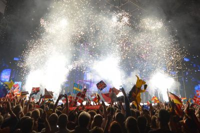 How to get tickets for Eurovision 2015?